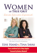 Women of True Grit book cover image