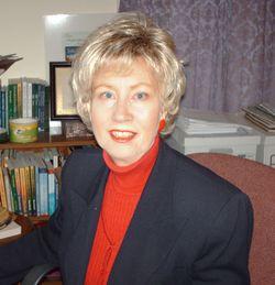 Wendy Dingwall.Head Shot