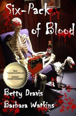 Six-Pack of Blood cover (3)
